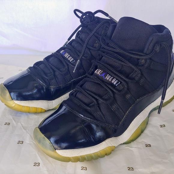 sports shoes 8a683 264ca Jordan Shoes - Nike Air Jordan 11 Retro Space Jam 2016  6.5Y  8W